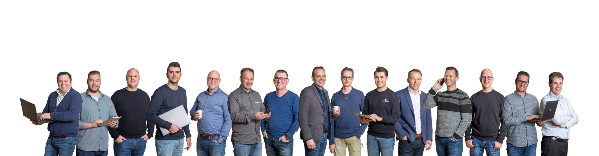 Teamfoto ICT